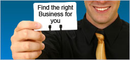 Find the right Business for you